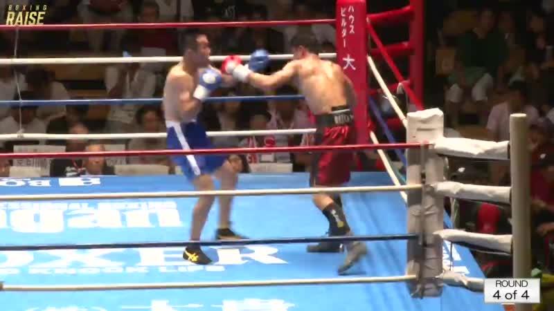 松澤 拳 VS 小出 太一