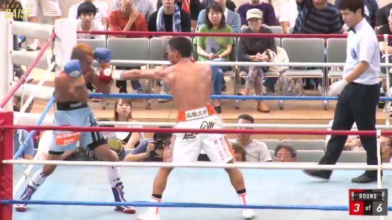竹嶋 宏心 VS ヨハニス・タトゥール