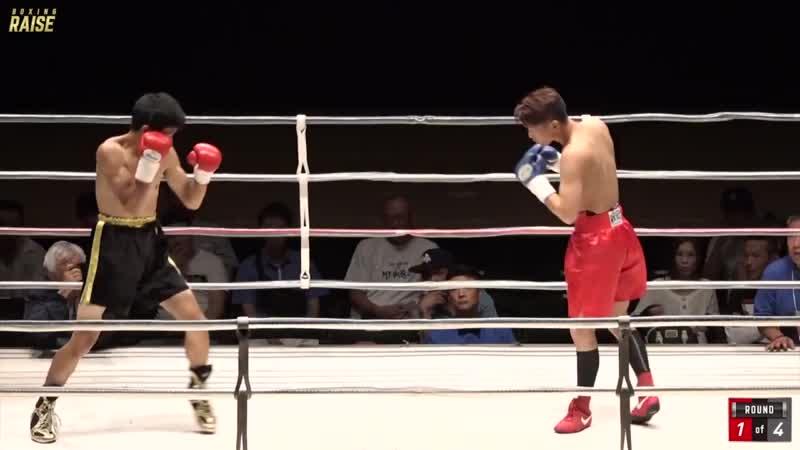 小林 央昌 VS 戸田 健一