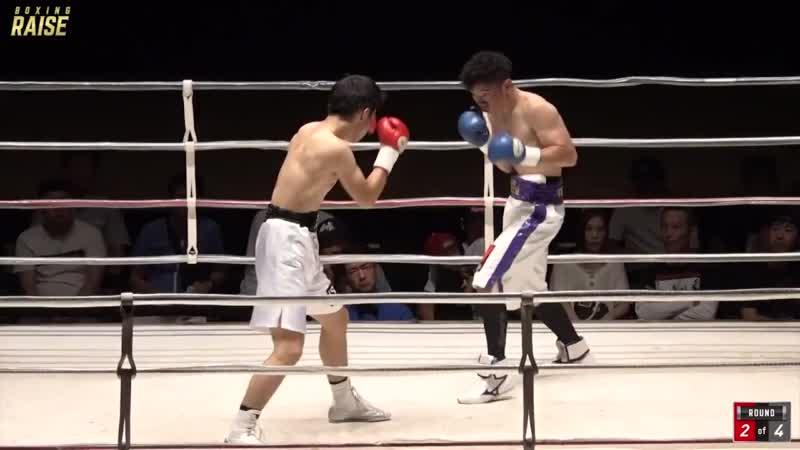 湯浅 響仁 VS 田中 佳依