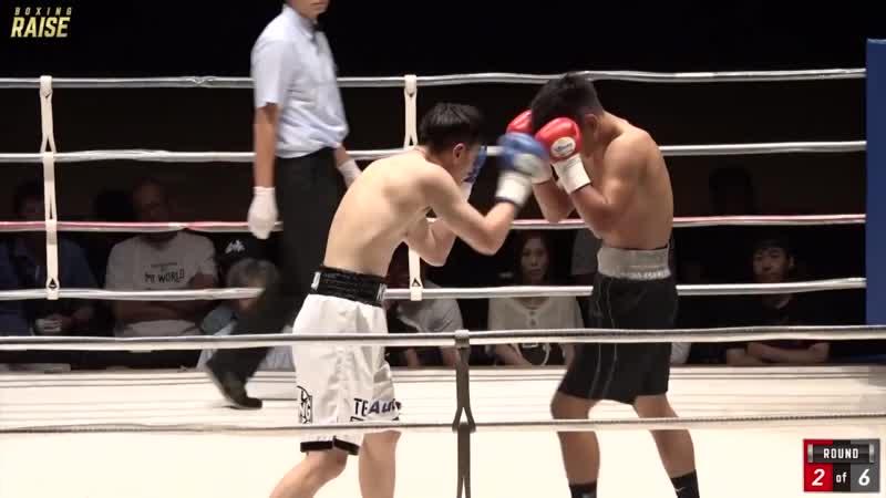 国本 陸 VS グォン・ギャンソク