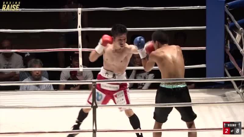 坂本 真宏 VS コウ・キチャン