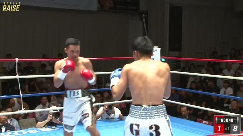 澤田 京介 VS 藤原 陽介