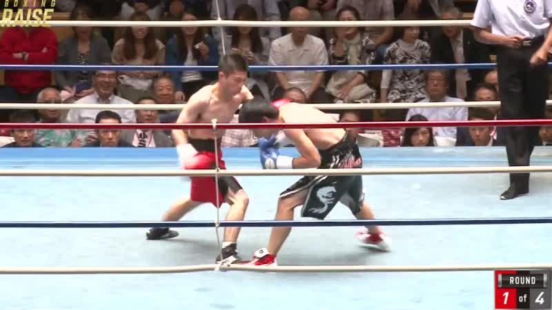 亀山 大輝 VS 澤井 暖