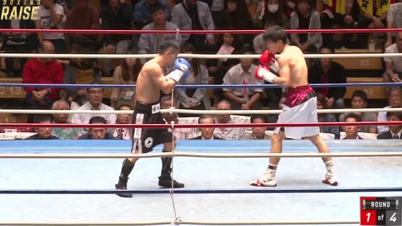 吉野ムサシ VS 若木 忍