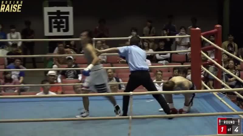 池田 雅史 VS 龍虎 慎太郎
