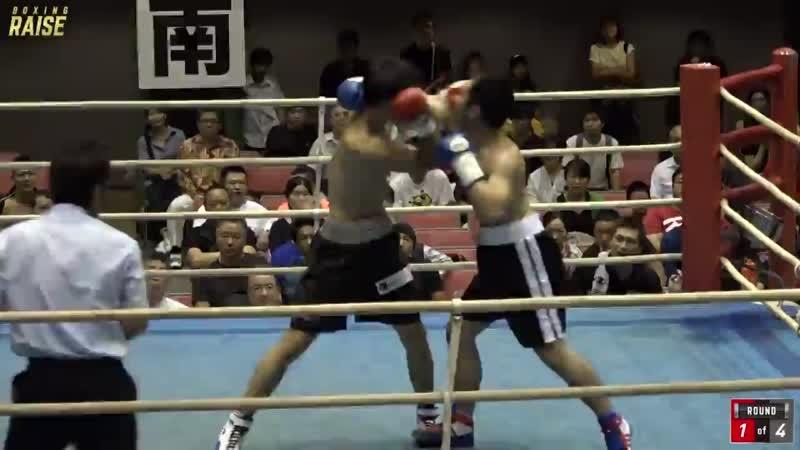 土肥 武史 VS ハンマー ゴリラ
