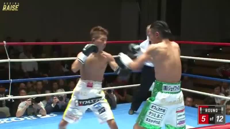 小浦 翼 VS 冨田 大樹