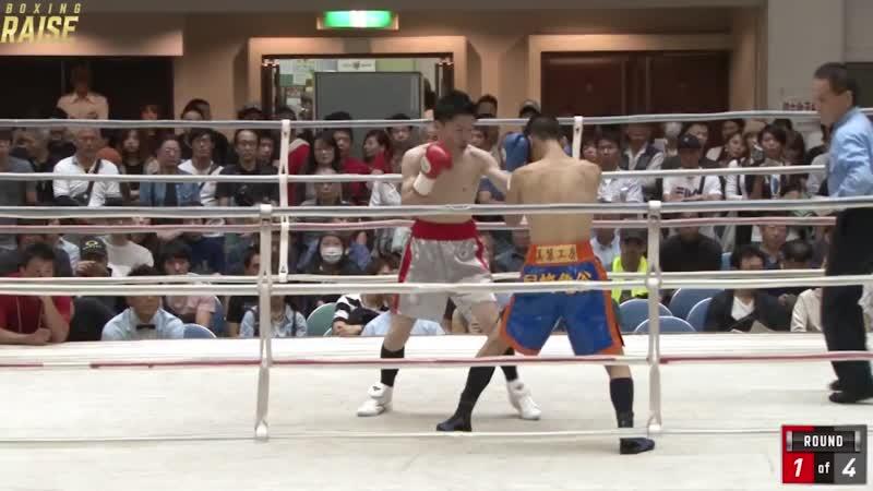 小林ジミー弘明 VS 小野 敬太