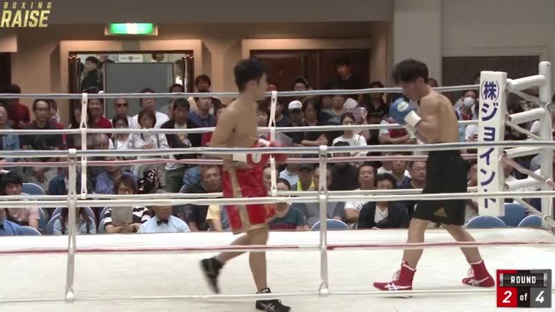 湯浅 悠希 VS 山田 将史