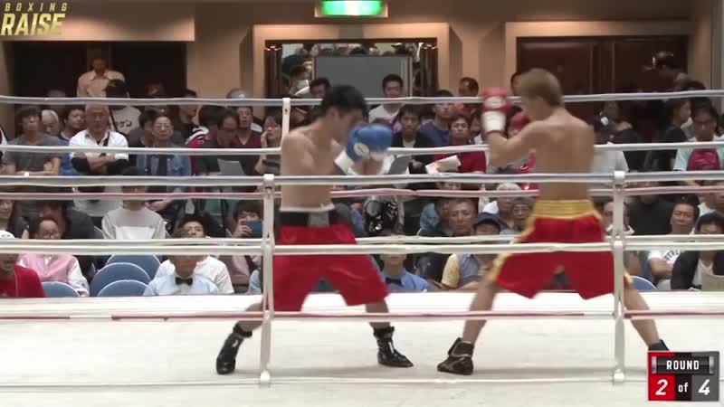 久保 祐希 VS 由井 貴大