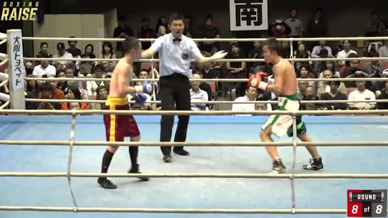 寺田 達弥 VS コーヤ佐藤