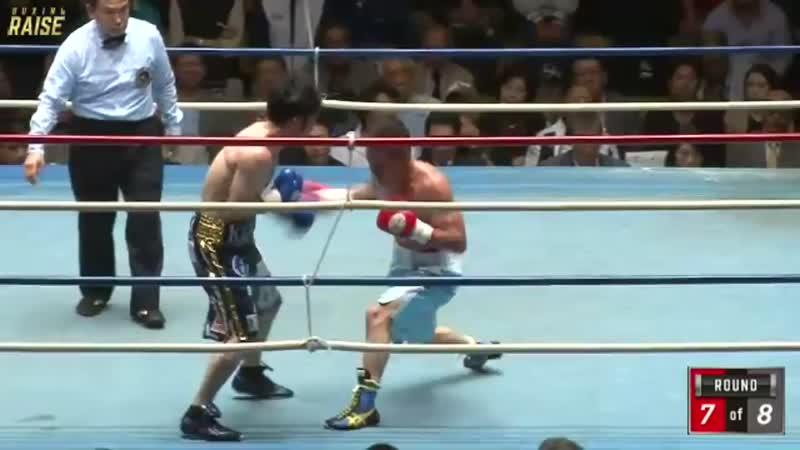 堀川 謙一 VS 板垣 幸司