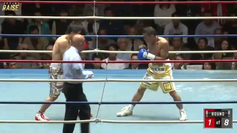 ユータ松尾 VS レイ・オライス