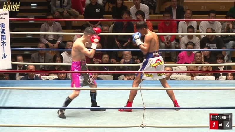 宮地 隆佳 VS チナーティップ・タウィープーン