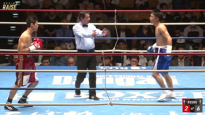 坂田 尚樹 VS それいけ太一