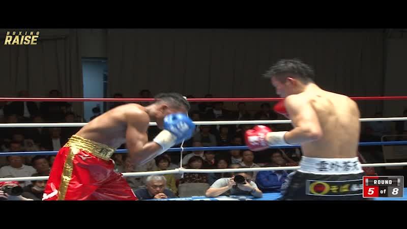 利川 聖隆 VS 小田 翔夢