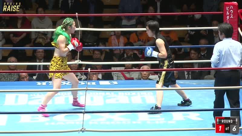 モンブランみき VS 下岡 由美子