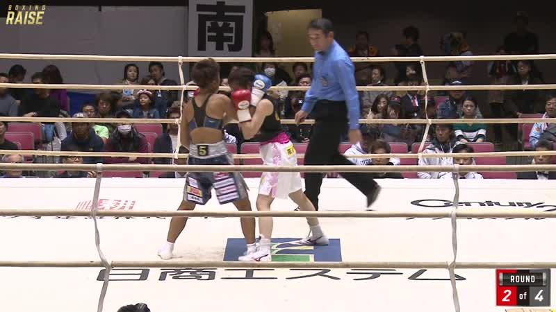 澤井 乃美 VS 村井 理