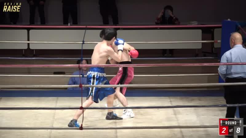 湯川 翔太 VS 今井 勝典