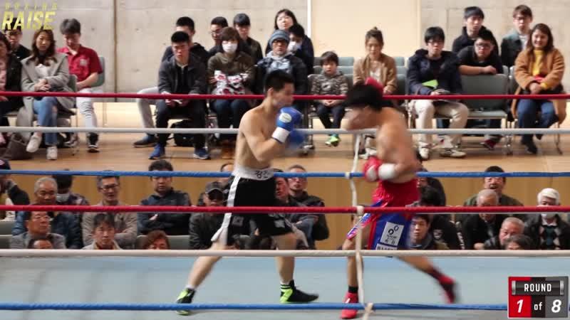 丸木 凌介 VS カン・クンウー