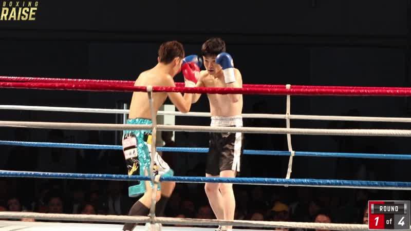 中村 淳希 VS 小坂 大地
