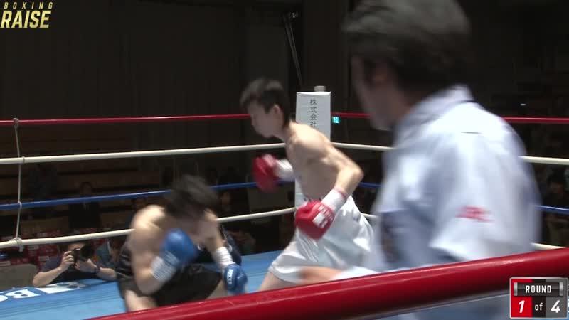 向山 太尊 VS 吉岡 新