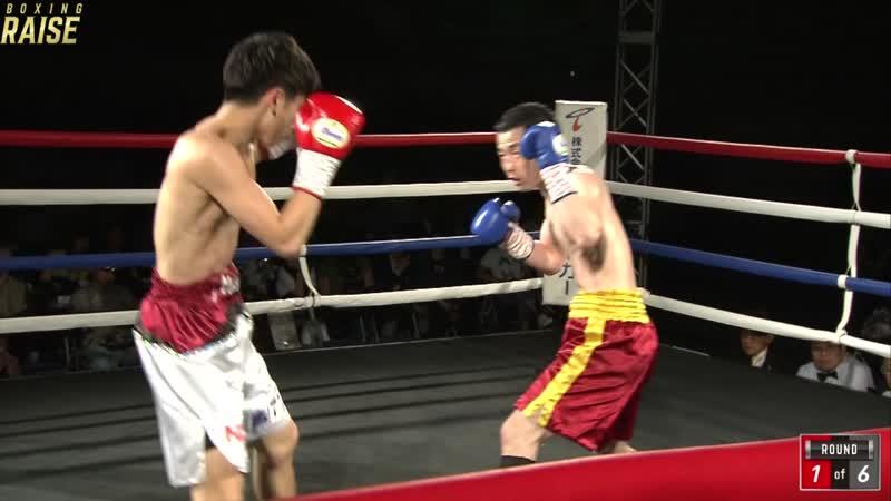 吉野ムサシ VS コーヤ 佐藤