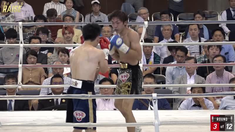 坂本 真宏 VS 阪下 優友