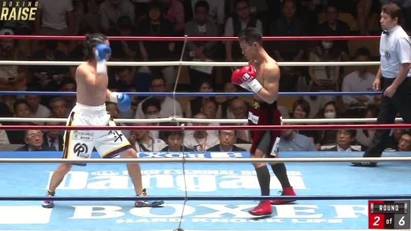 遠藤 健太 VS 松本 北斗