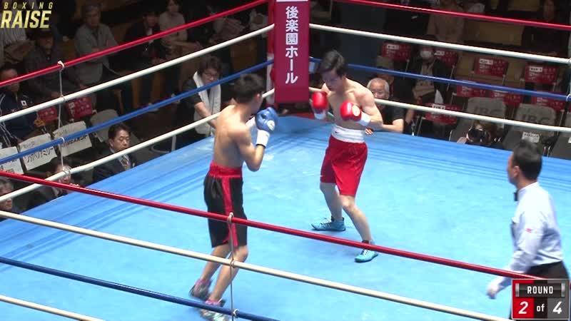 竹田 梓 VS 宮本 廉也
