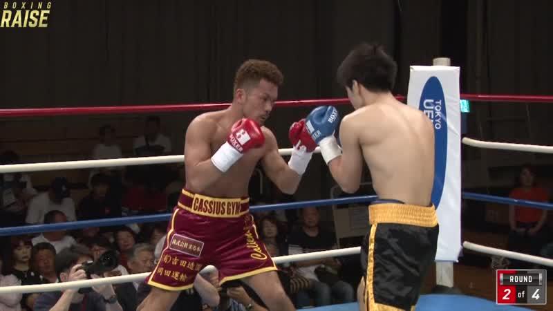 生井 航平 VS カリエンテ子安