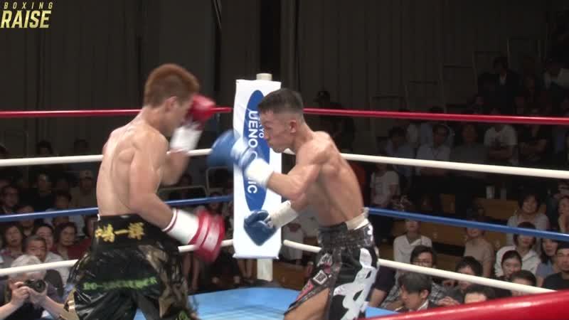 中嶋 一輝 VS 渡辺 健一