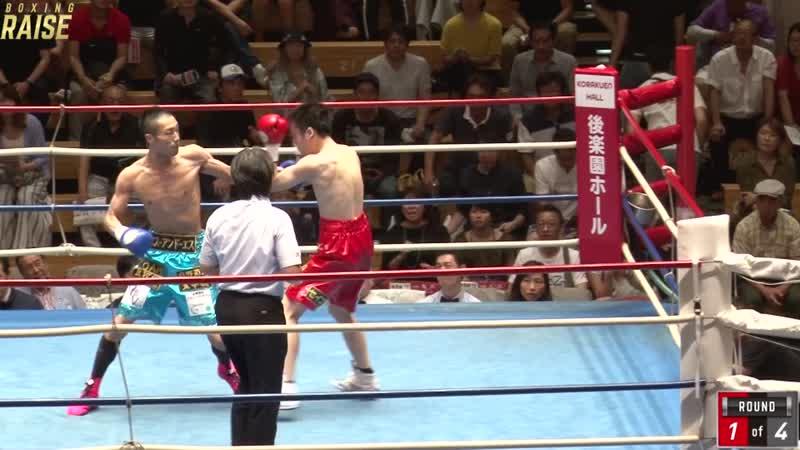 川田 和輝 VS 一道 宏