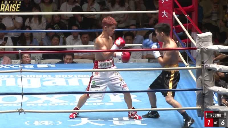石川 春樹 VS 高田 篤志