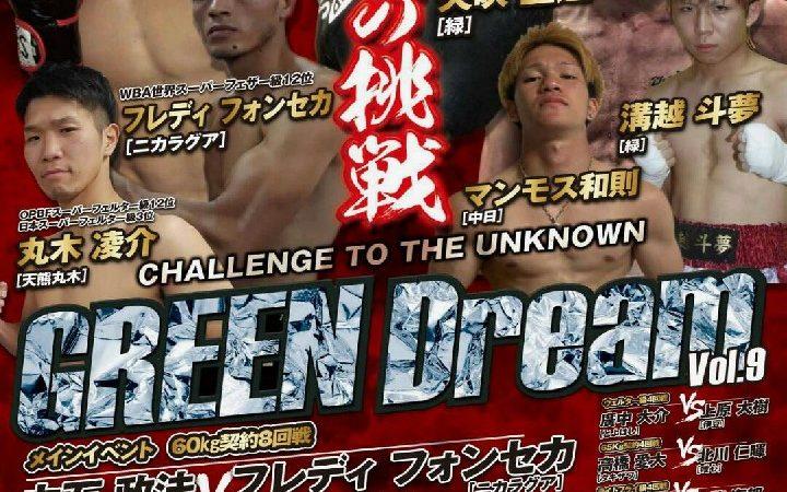 GREEN Dream9