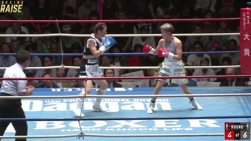 松田 恵里 VS モンブランみき