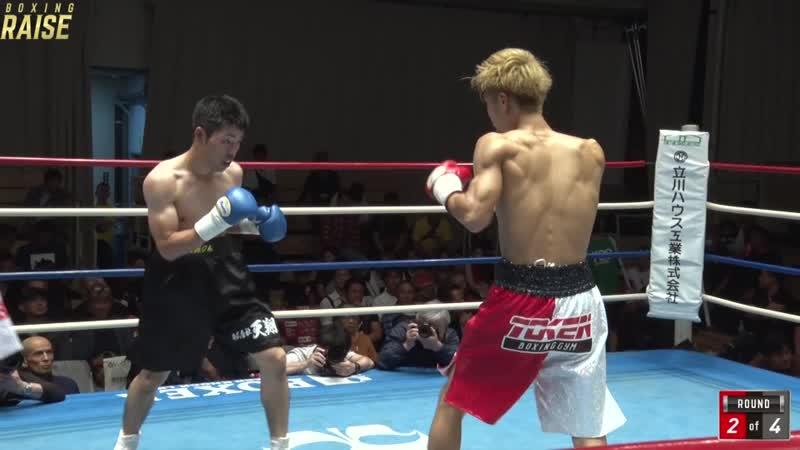 松岡 拳人 VS 石川 優