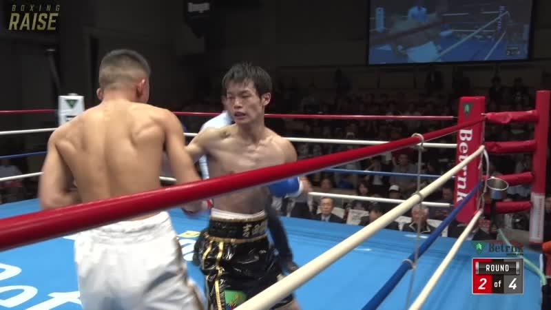 吉田 郁哉 VS 山崎 亮太