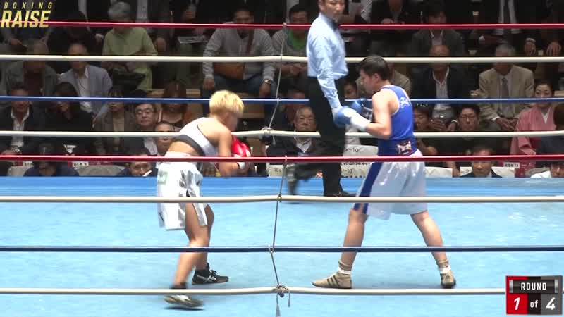 小泉 礼奈 VS アンチャリー・マンコン