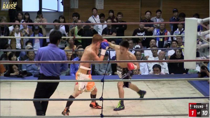 ユーリ阿久井 政悟 VS 小坂 駿