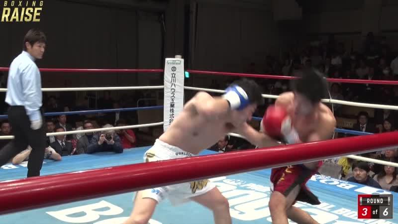 松本 北斗 VS 鈴木 雅弘