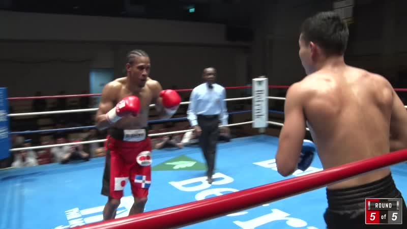 デスティノ・ジャパン VS トゴルドル・バットツォグト