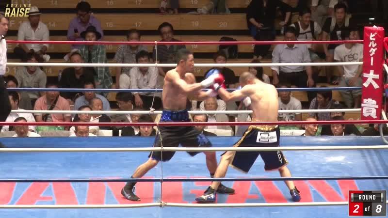 塚田 祐介 VS 西谷 和宏