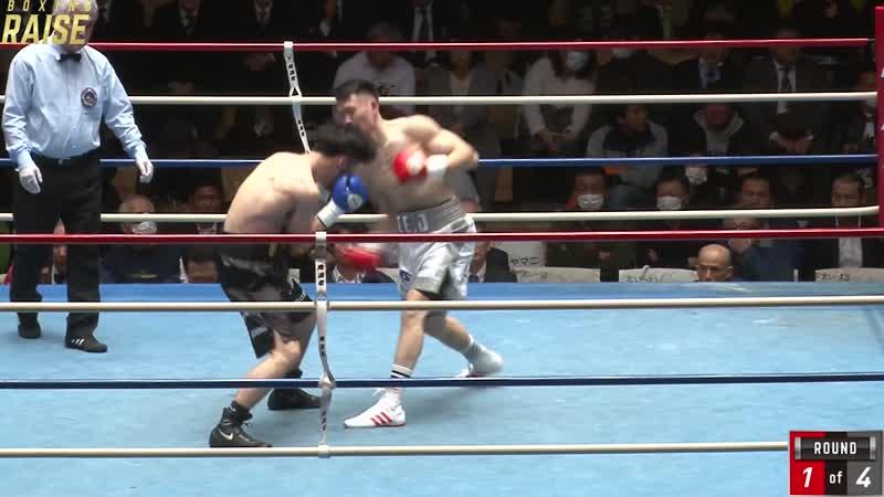李 鎮宇 VS ヤン・ジュンチャン