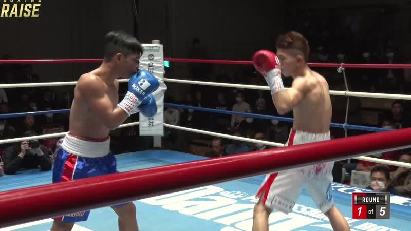 小浦 翼 VS アリストン・アトン