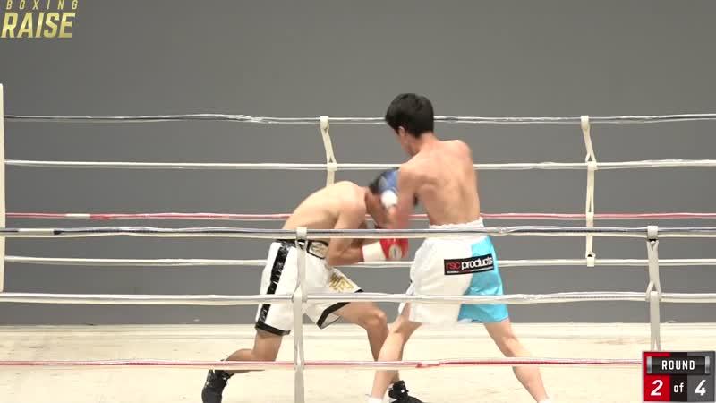 福田 星河 VS 後藤 義敬