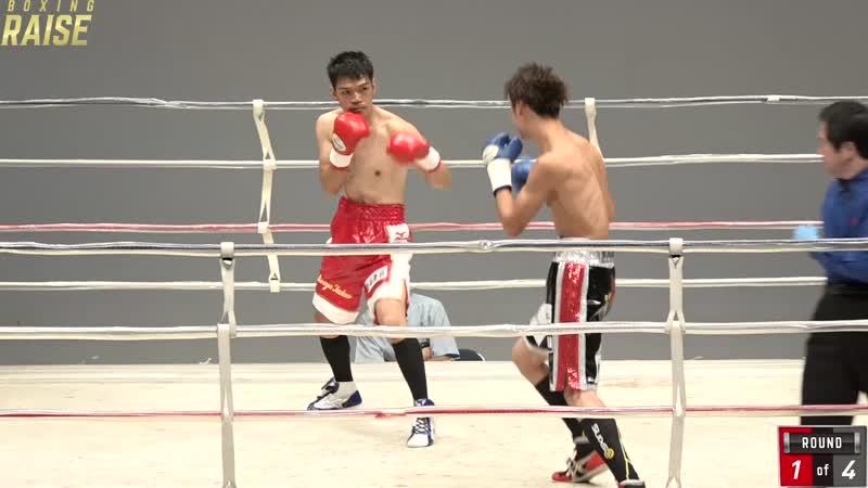 岩谷 忠男 VS 小島 一希
