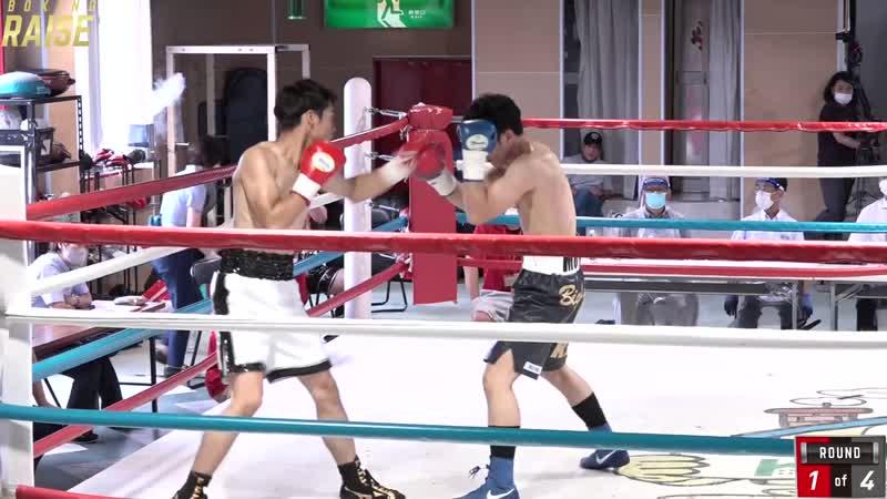 呉山 清竜 VS ビッグベイビー岡本