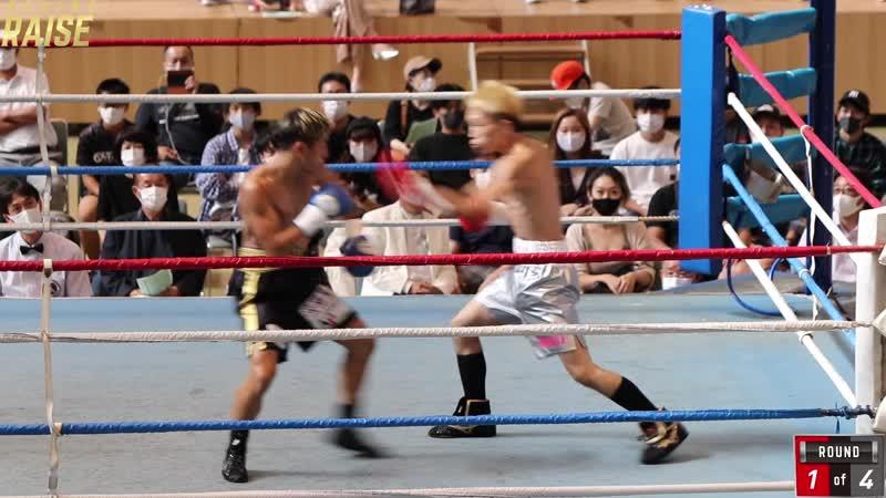 加藤 駿希 VS 鈴木 尊虎